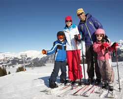 Skiing while on a Breckenridge timeshare vacation
